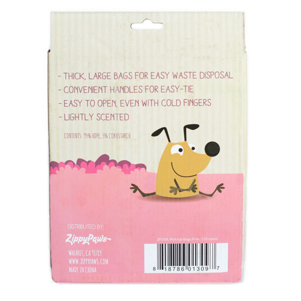 ZippyPaws Pick-Up Bags, 210-count Image Preview 8