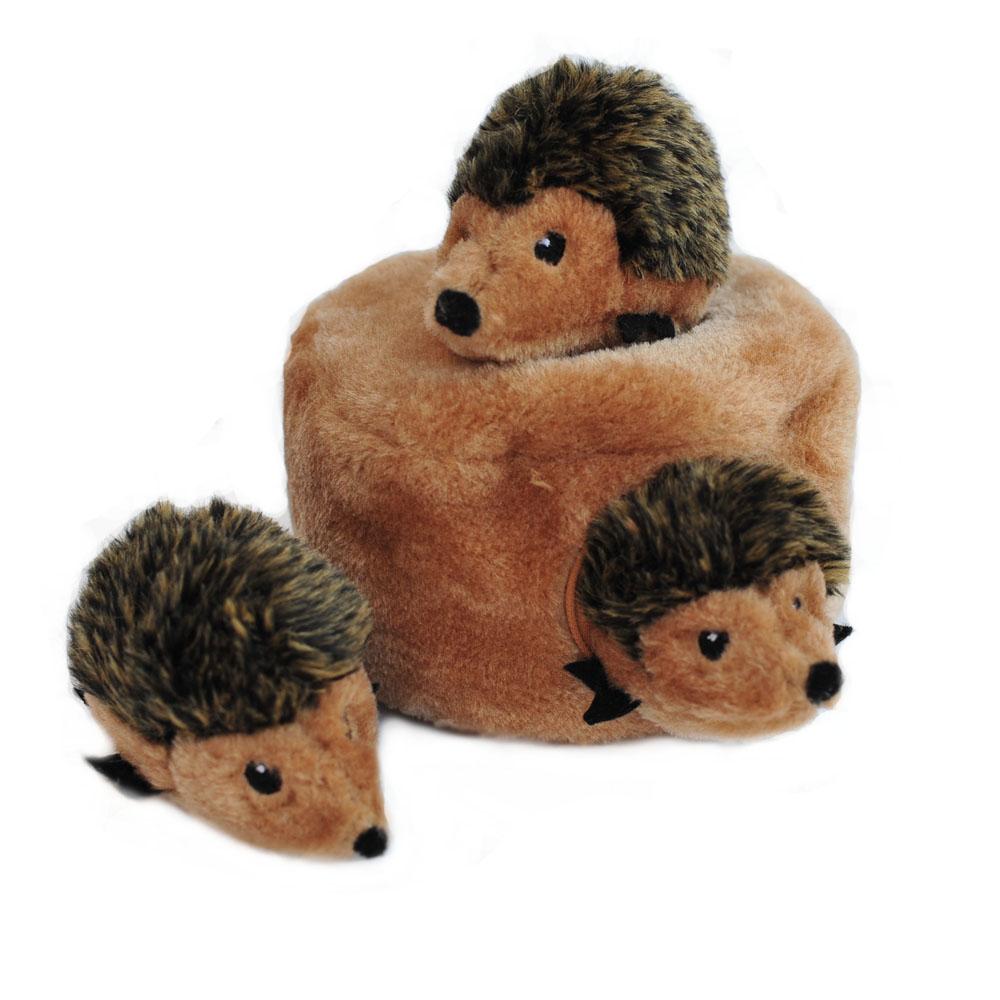 Zippy Burrow - Hedgehog Den-0