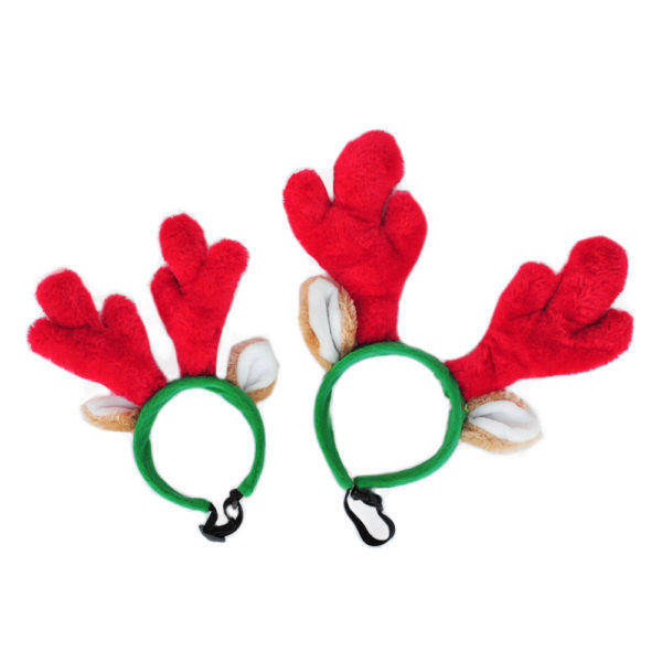 Holiday Antler Headband (2 Sizes) Image Preview 4