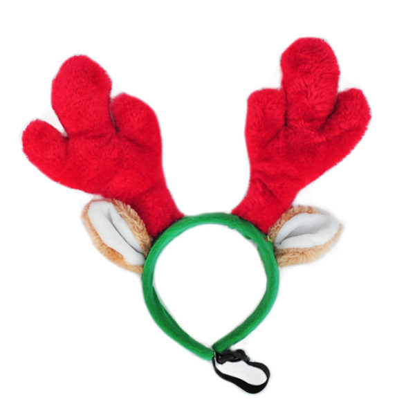 Holiday Antler Headband (2 Sizes) Image Preview 6