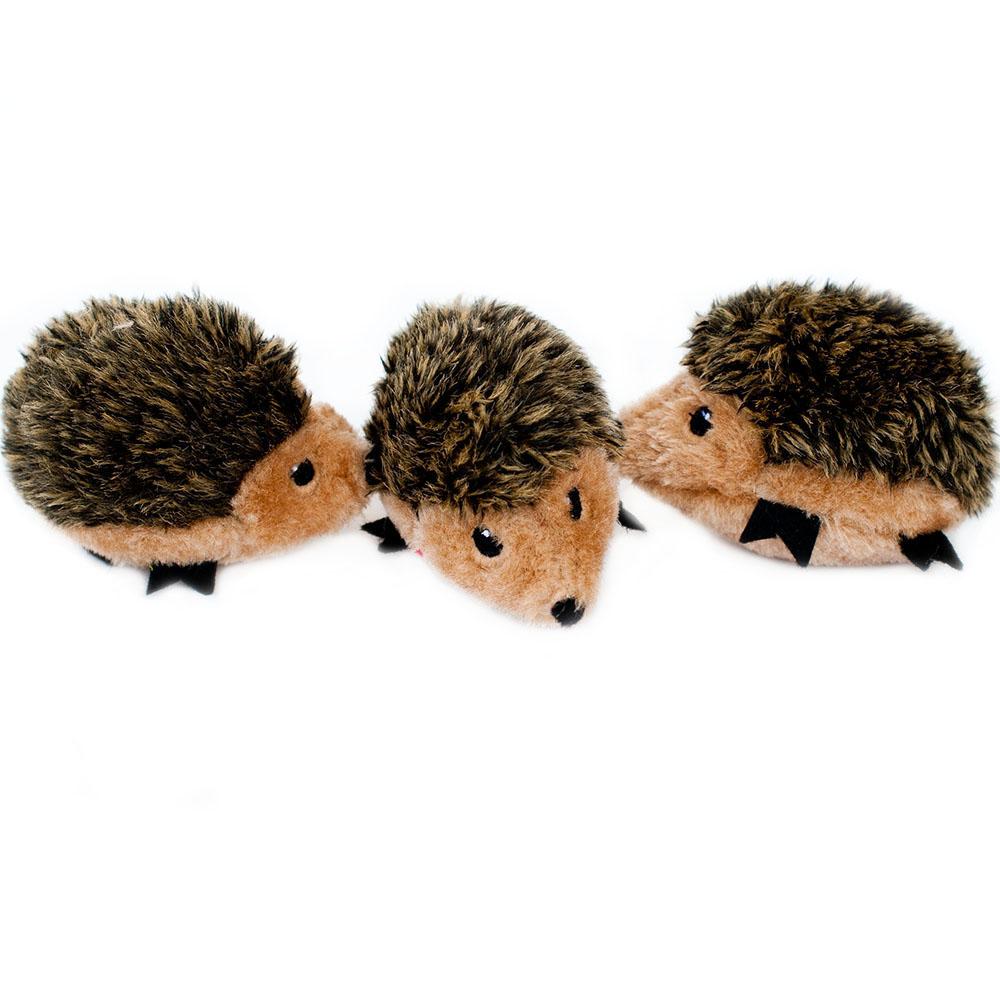 Miniz 3-Pack Hedgehogs-0