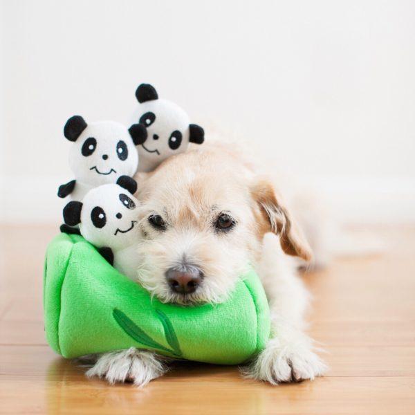 Zippy Burrow - Panda 'n Bamboo Image Preview 1