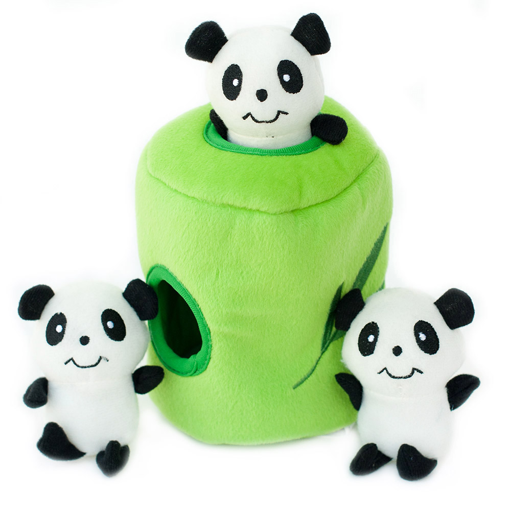Zippy Burrow - Panda 'n Bamboo-0