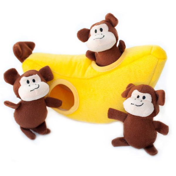 Zippy Burrow – Monkey 'n Banana
