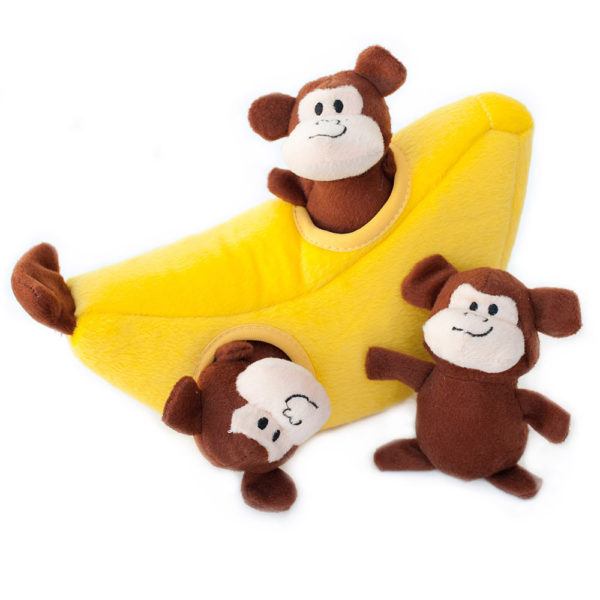 Zippy Burrow - Monkey 'n Banana Image Preview 5