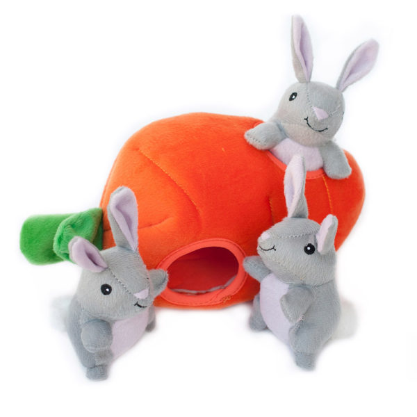 Zippy Burrow - Bunny 'n Carrot Image Preview 4
