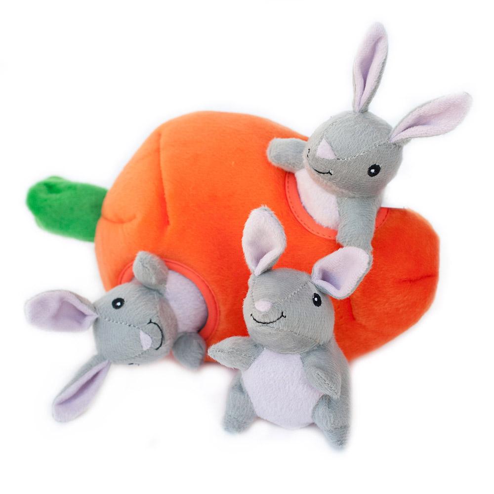 Zippy Burrow - Bunny 'n Carrot-0