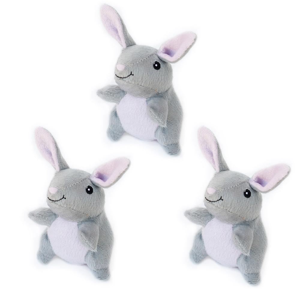 Miniz 3-Pack Bunnies-0