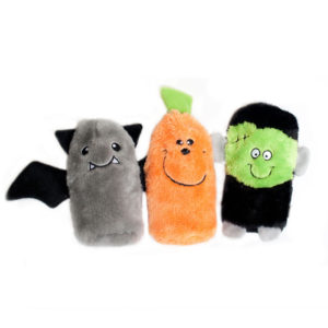 Halloween Squeakie Buddies - Pack of 3-0