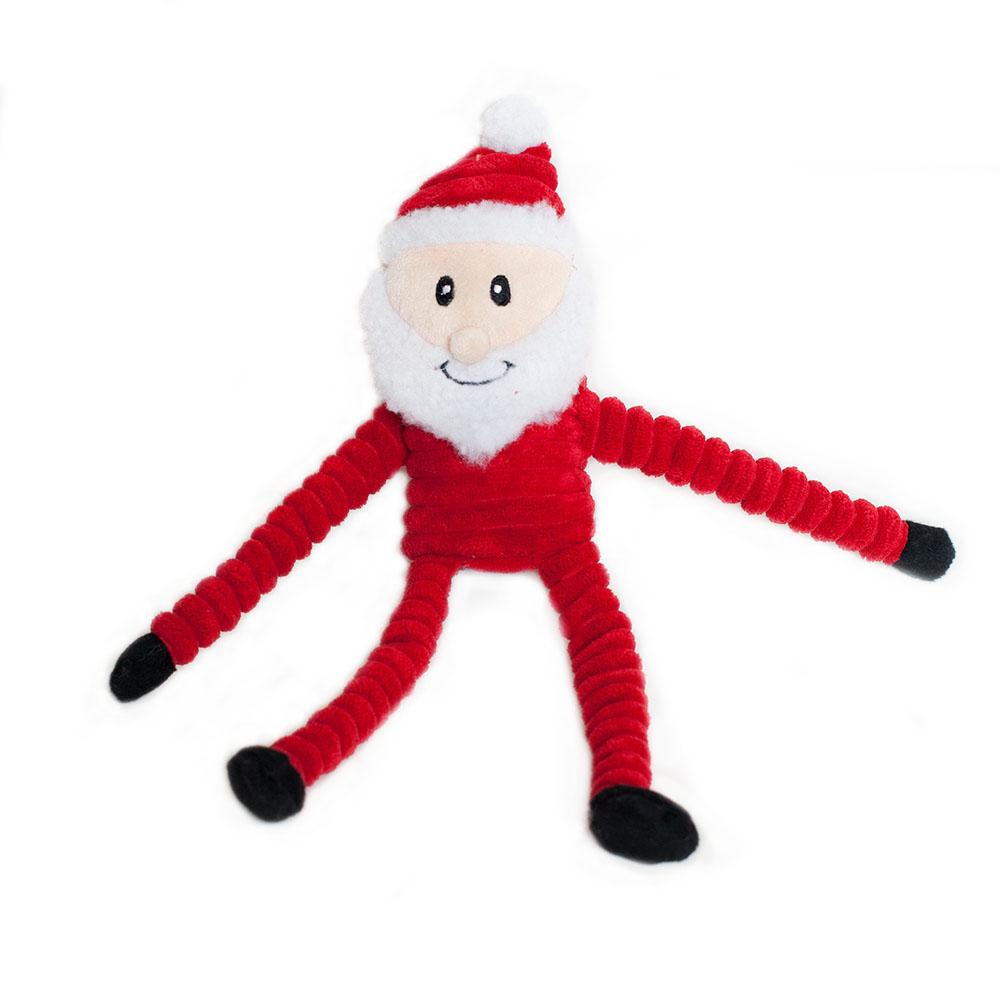 Holiday Crinkle - Santa Small-0
