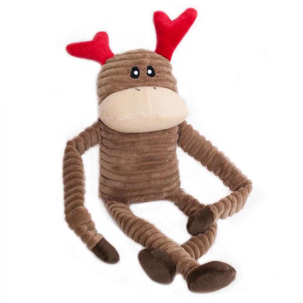 Holiday Crinkle - Reindeer Large-0