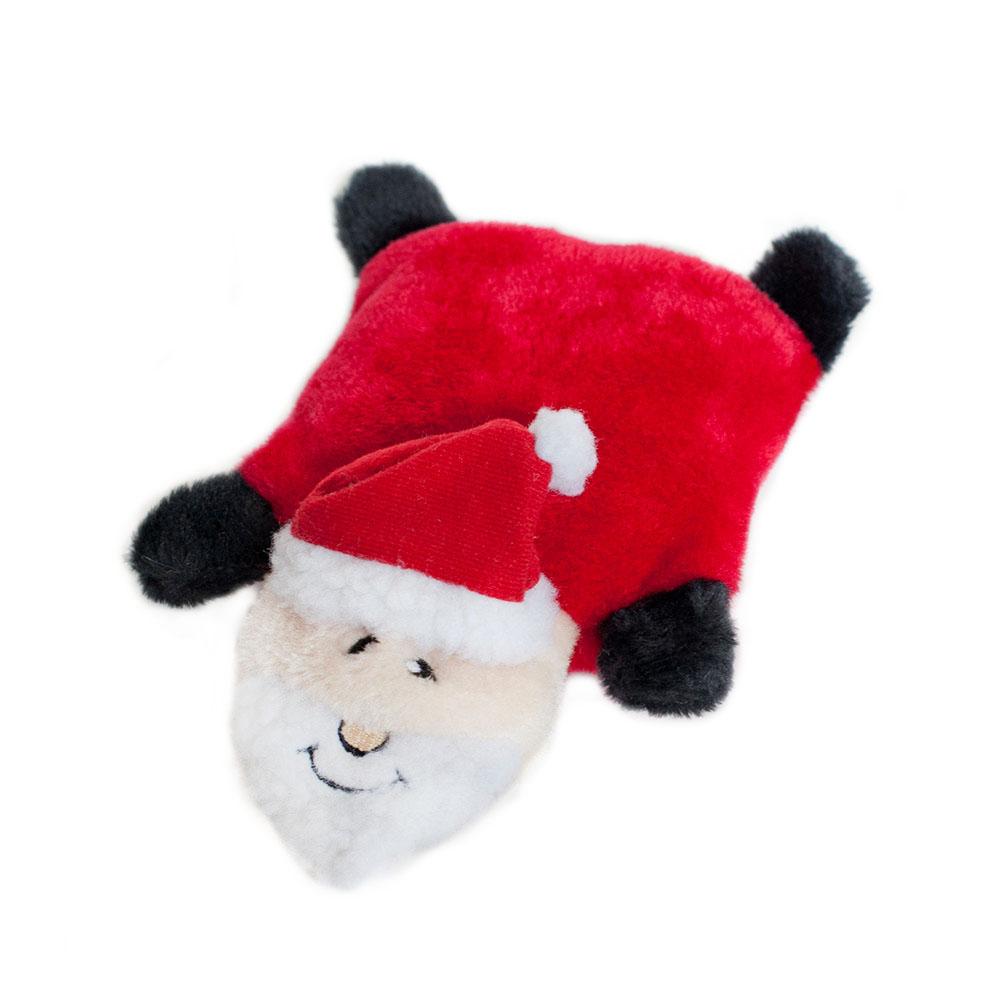 Holiday Squeakie Pad - Santa-0