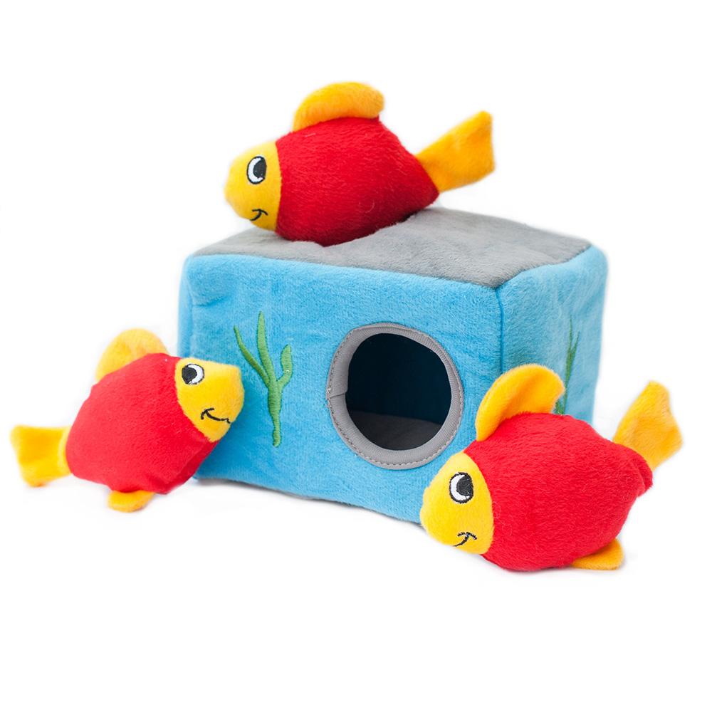 Zippy Burrow - Aquarium-0