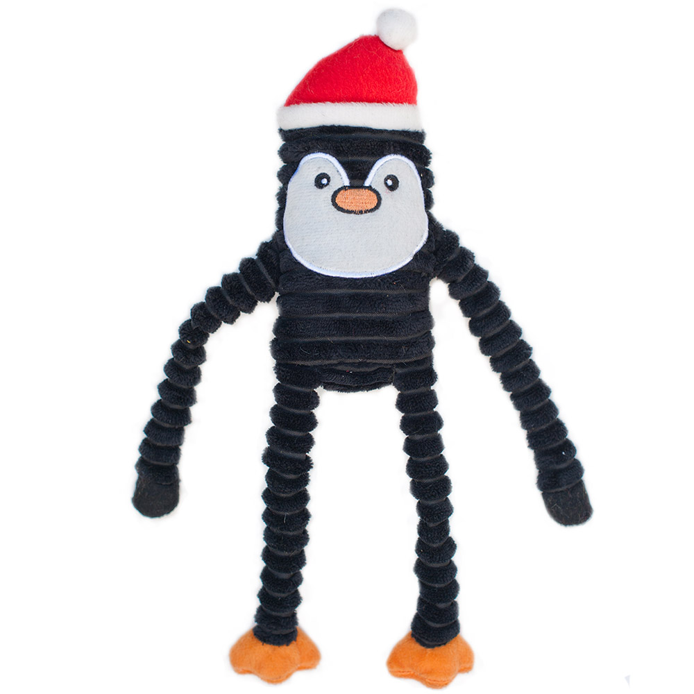 Holiday Crinkle - Penguin Small-0
