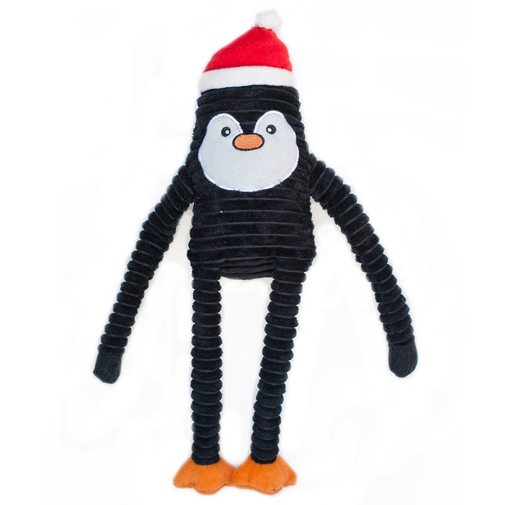 Holiday Crinkle - Penguin Large-0