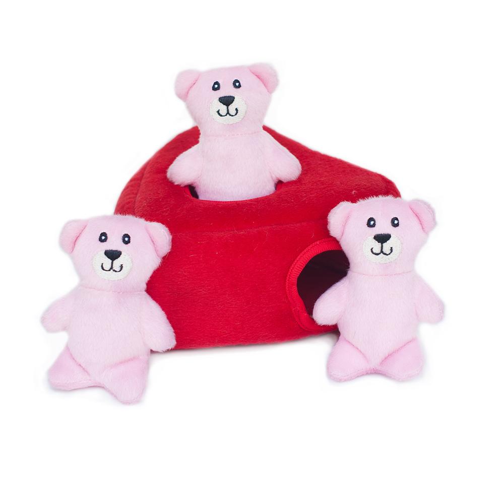 Valentine's Burrow - Heart 'n Bears-0