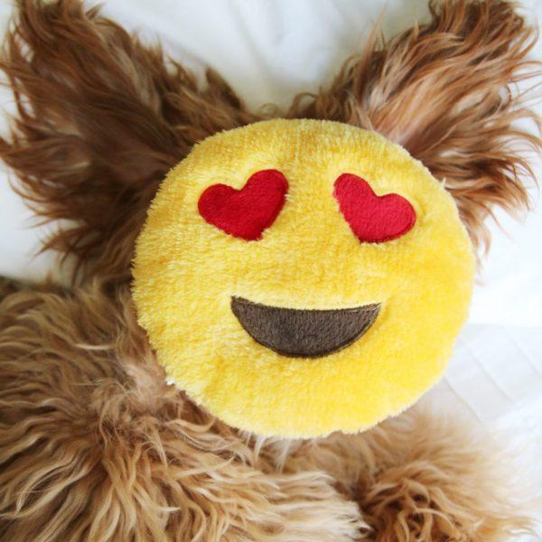 Squeakie Emojiz™ - Heart Eyes Image Preview 3