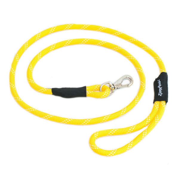 Climbers Dog Leash - LIGHTWEIGHT - 6 Feet Image Preview 5