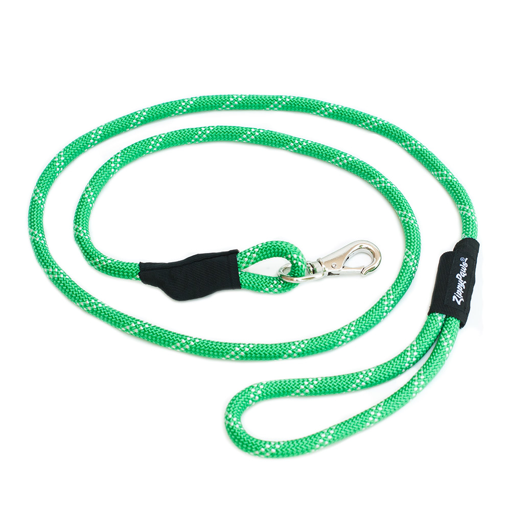 Climbers Dog Leash - LIGHTWEIGHT - Green-0