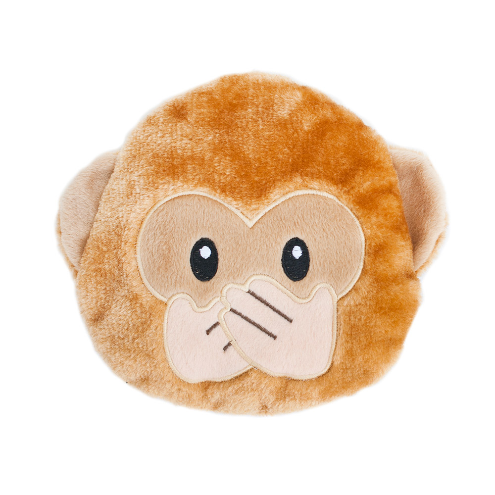 Squeakie Emojiz™ - Speak No Evil Monkey-0