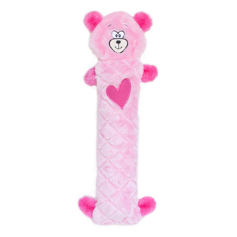Valentine's Jigglerz® - Pink Bear-0