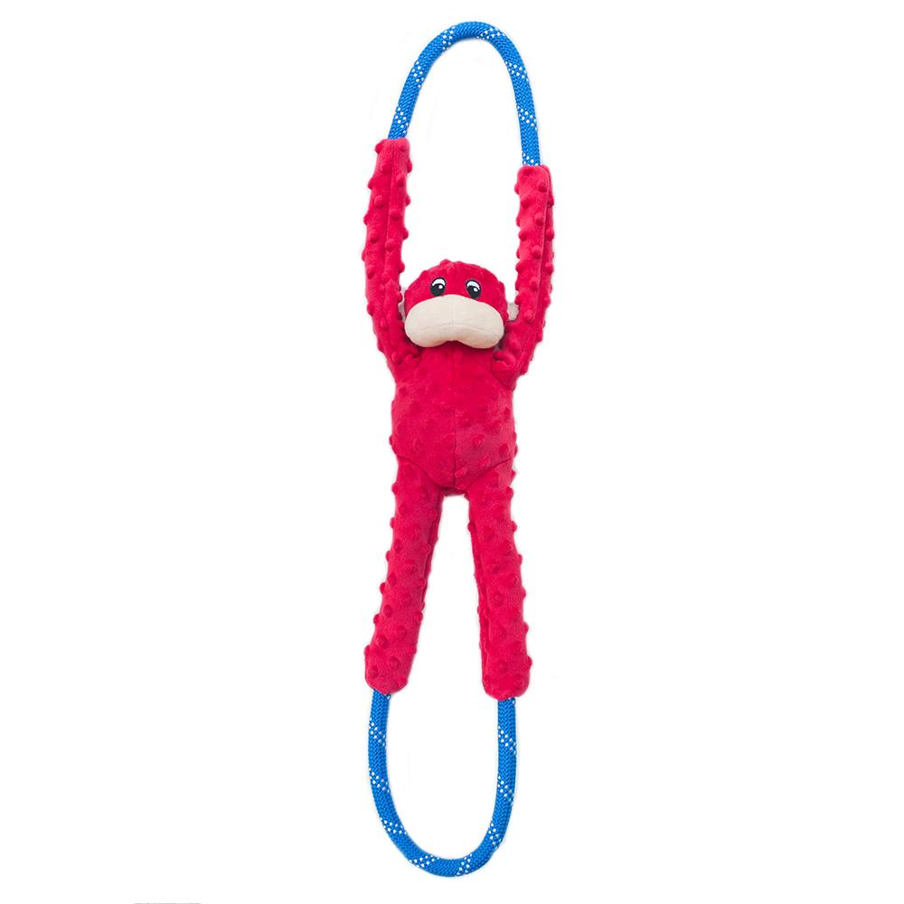 Monkey RopeTugz™ - Red-0