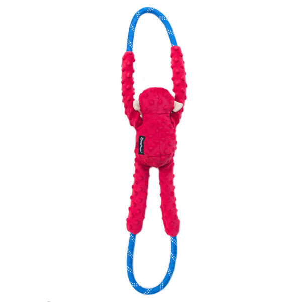 Monkey RopeTugz® - Red Image Preview 4