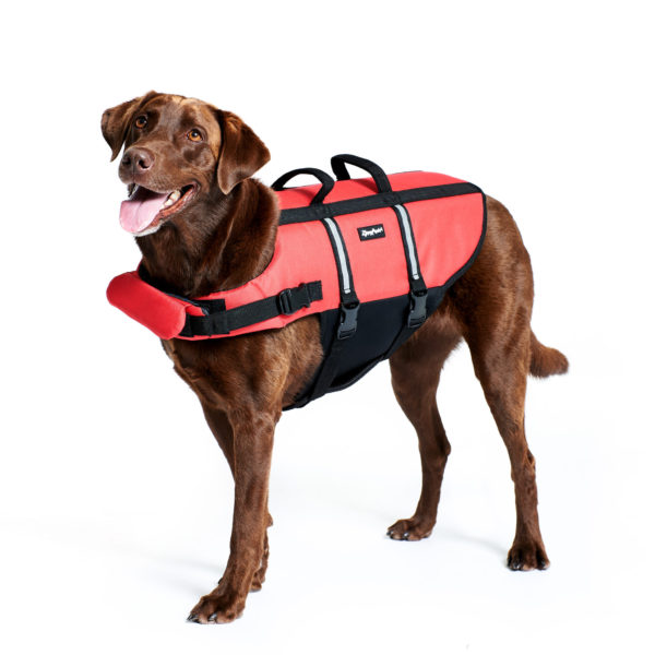 Adventure Life Jacket - Red Image Preview 2