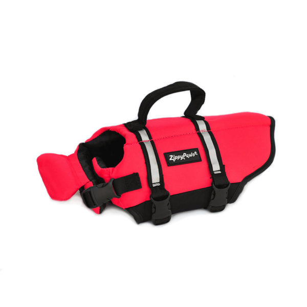 Adventure Life Jacket - Red Image Preview 7