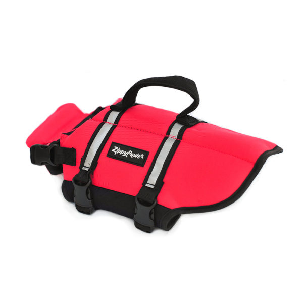 Adventure Life Jacket - Red Image Preview 8