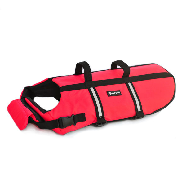 Adventure Life Jacket - Red Image Preview 10