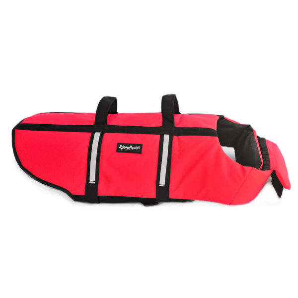 Adventure Life Jacket - Red Image Preview 11