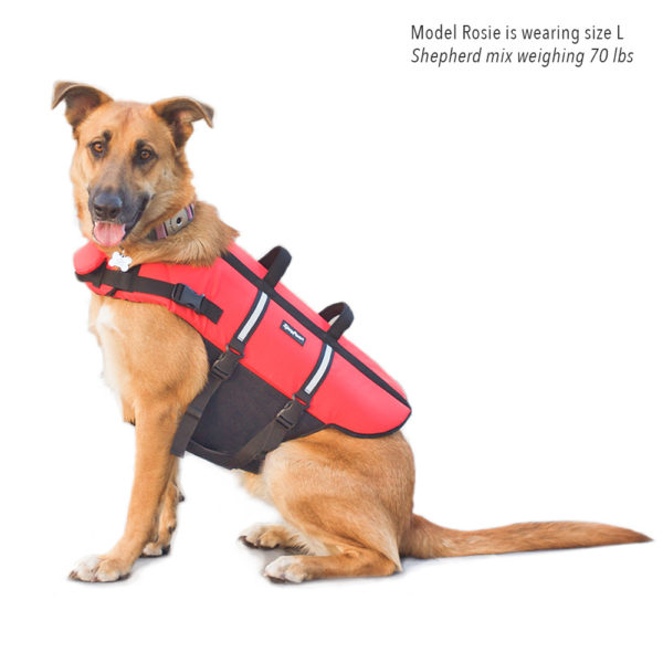 Adventure Life Jacket - Red Image Preview 6