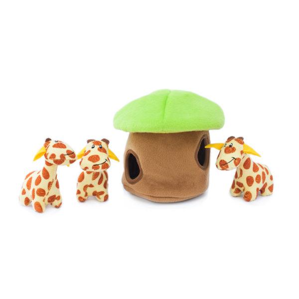 Zippy Burrow - Giraffe Lodge Image Preview 3