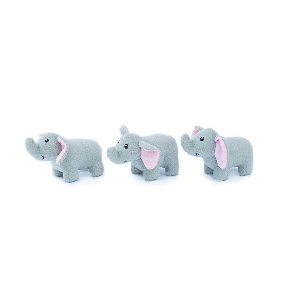 Miniz 3-Pack Elephants-0