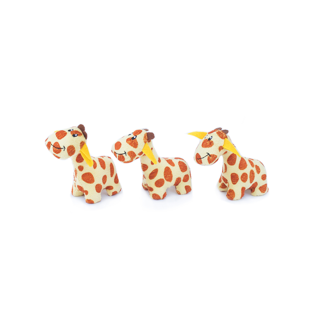 Miniz 3-Pack Giraffes-0
