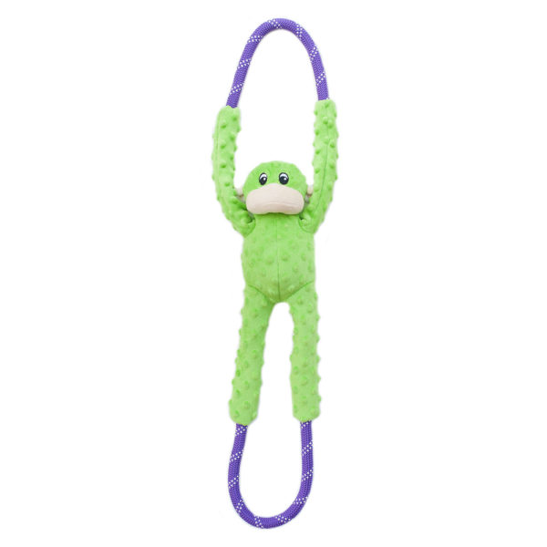 Monkey RopeTugz® - Green Image Preview 3