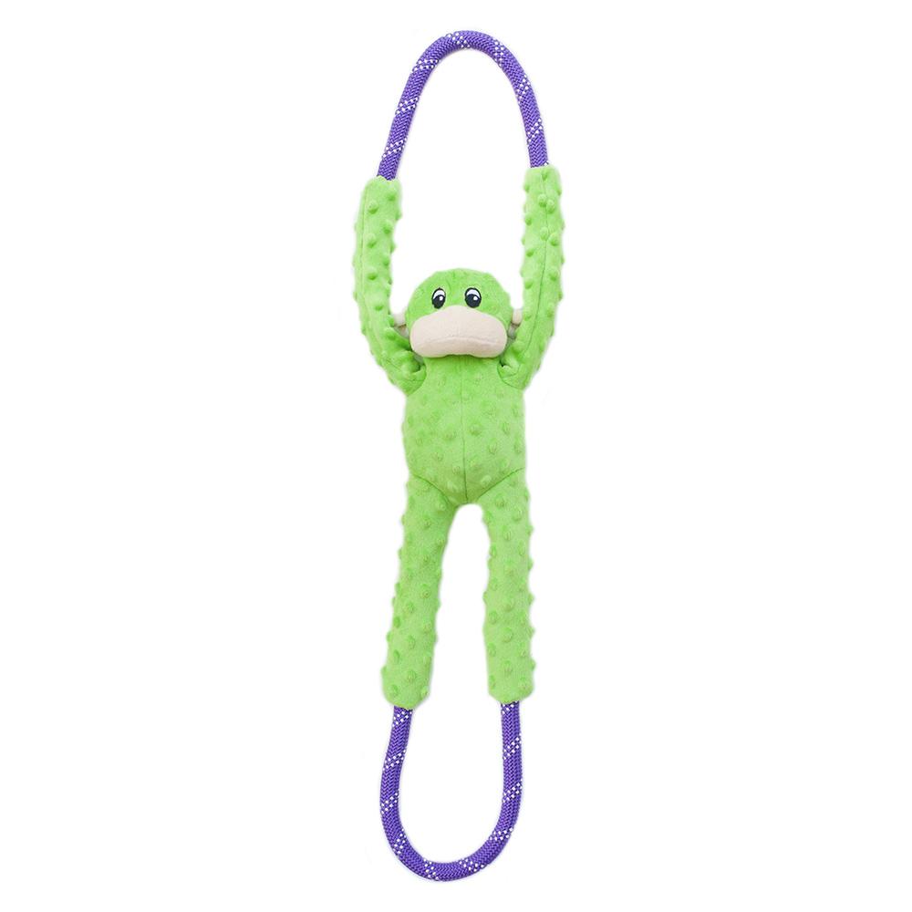 Monkey RopeTugz™ - Green-0