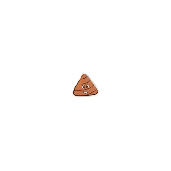 Emojiz Pin - Pile 'o Poo Image Preview 2