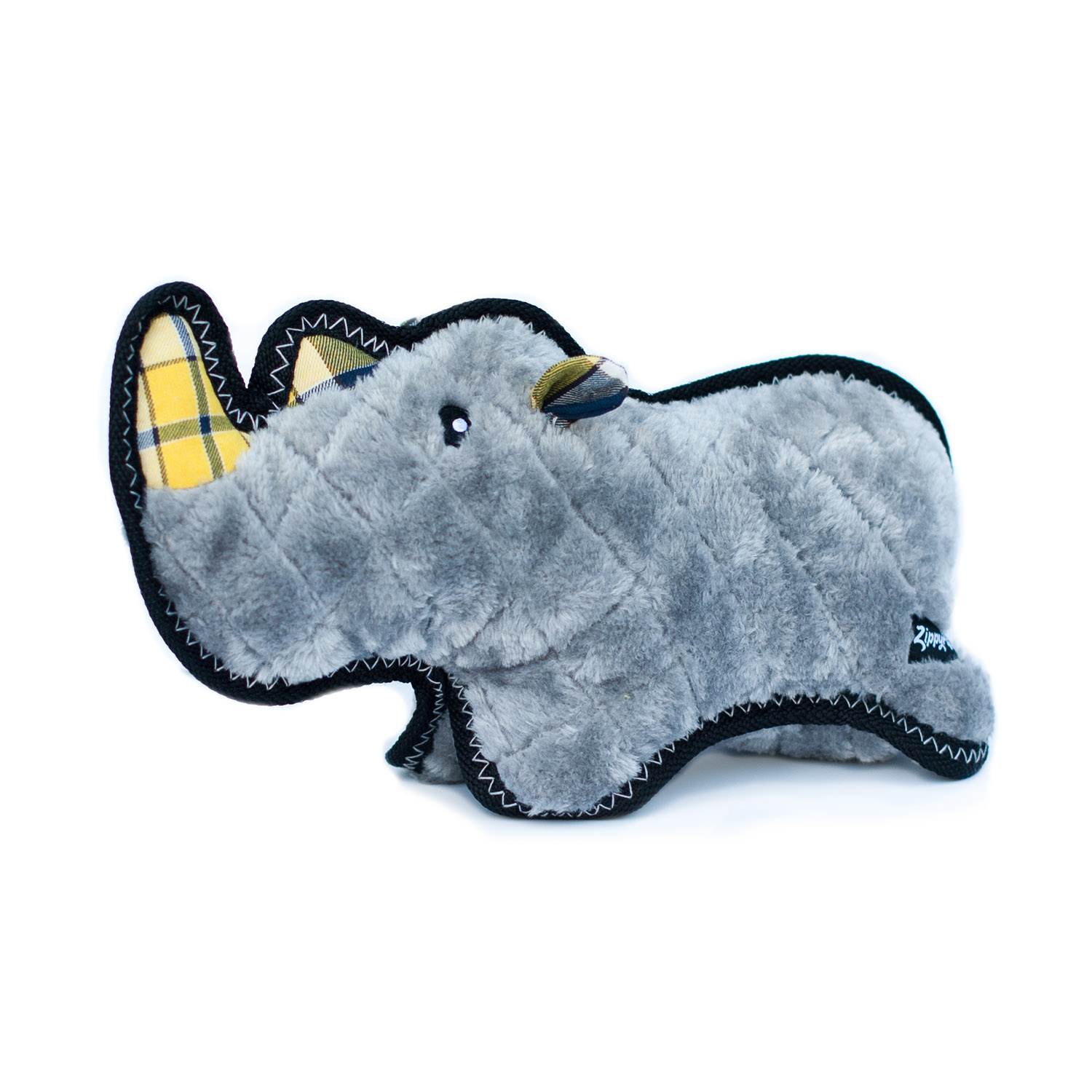 Z-Stitch® Grunterz - Ronny the Black Rhino-0