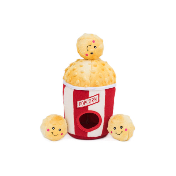 Zippy Burrow - Popcorn Bucket Image Preview 4