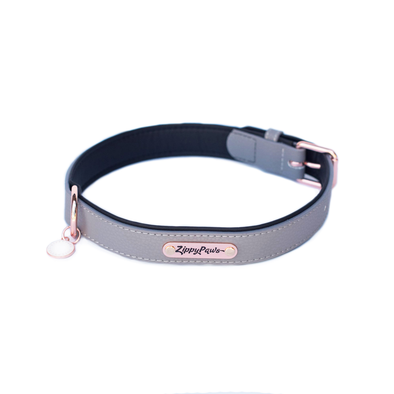 Vivid Collection Collar - Slate-0
