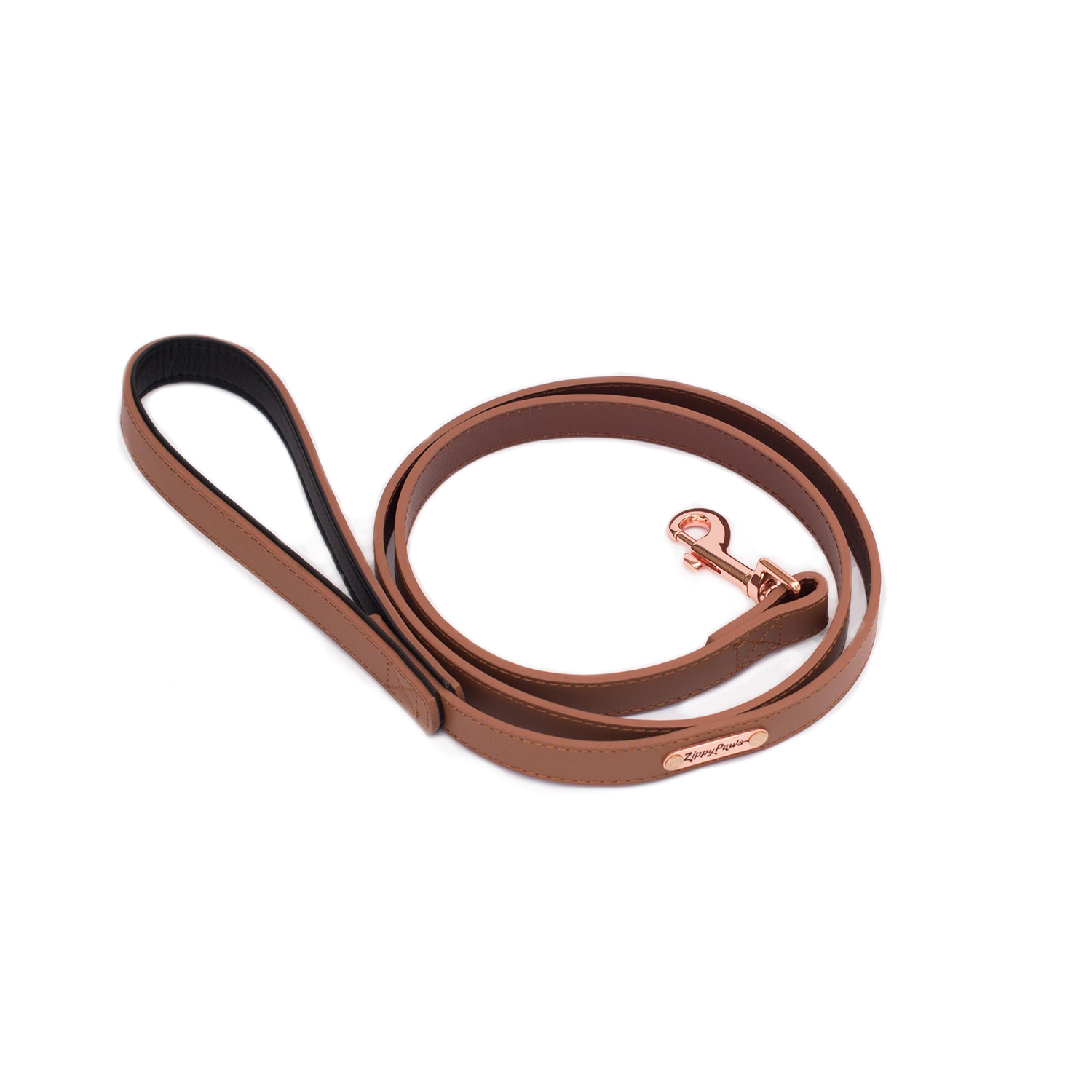 Legacy Collection Leash - Brown-0