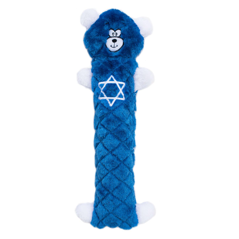 Hanukkah Jigglerz® - Blue Bear-0