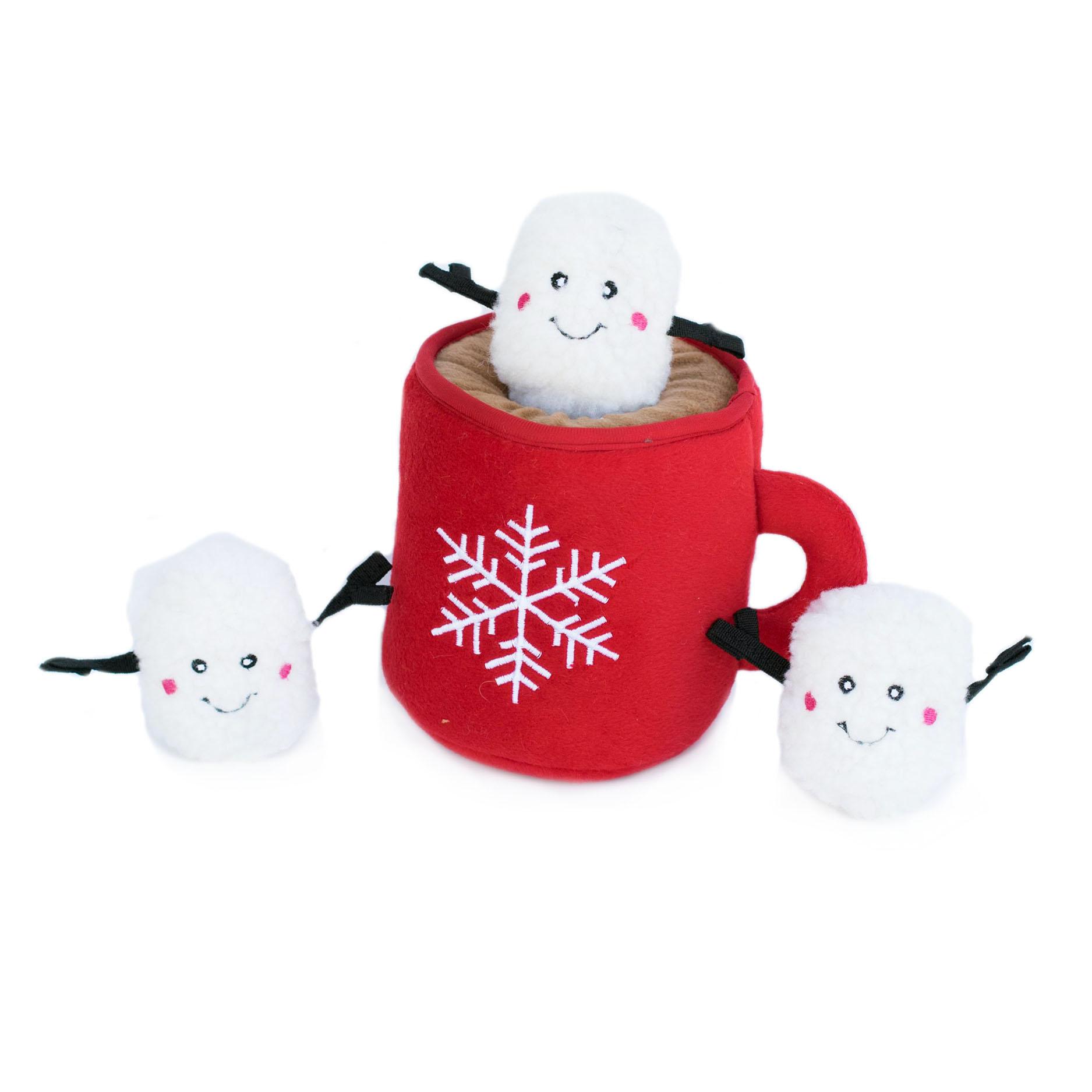 Holiday Zippy Burrow - Hot Cocoa-0