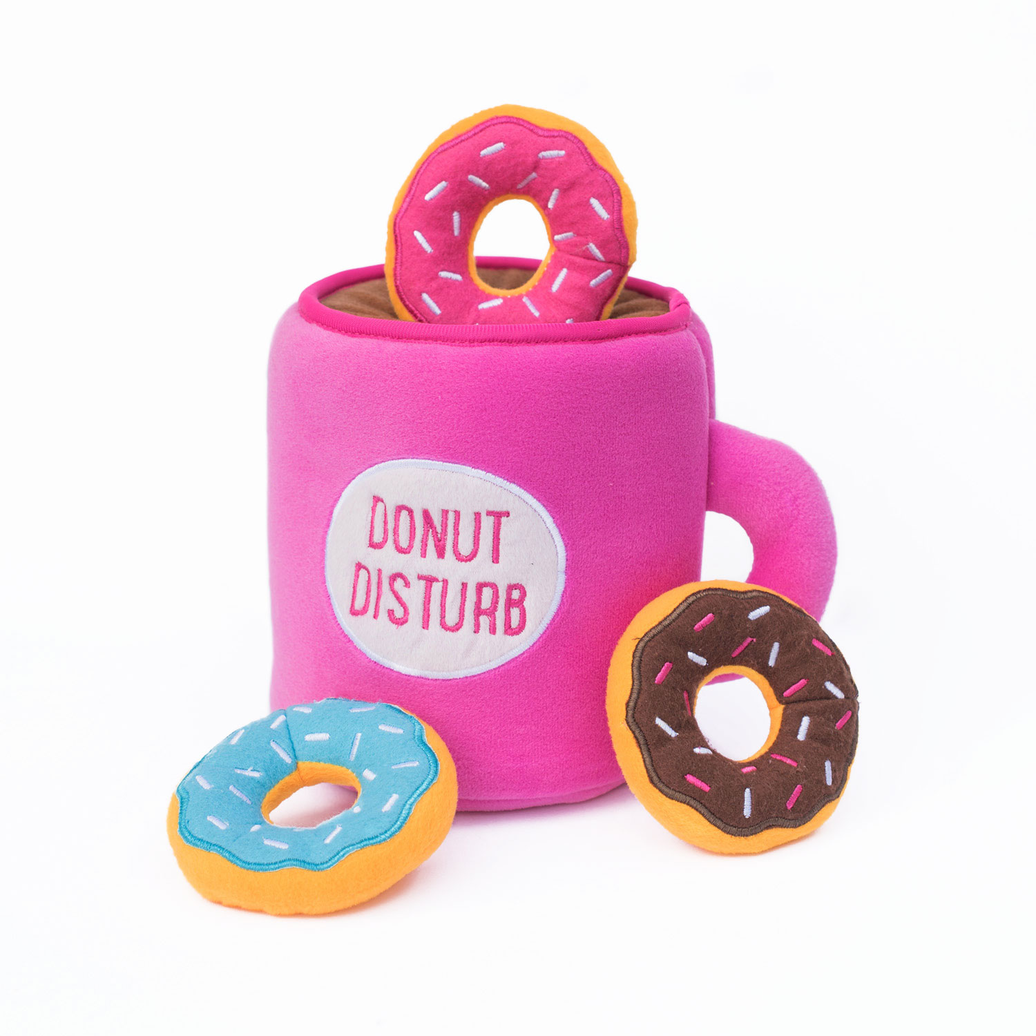 Zippy Burrow - Coffee and Donutz-0