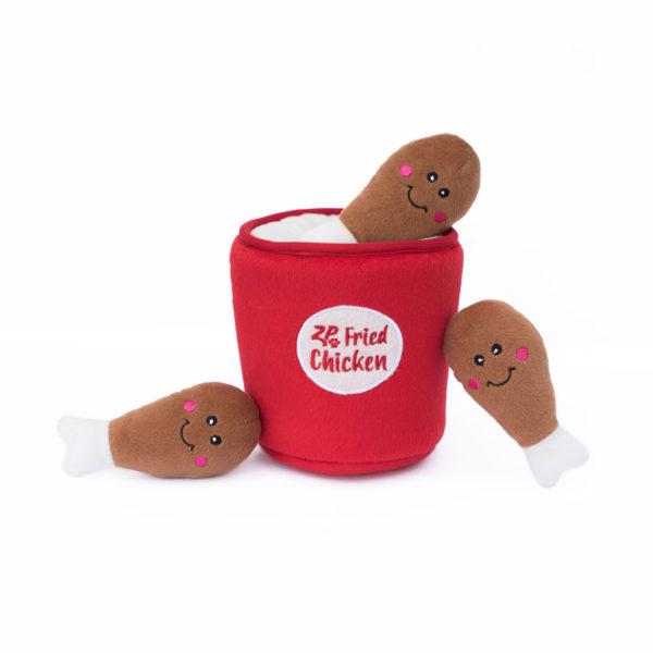 Zippy Burrow – Chicken Bucket