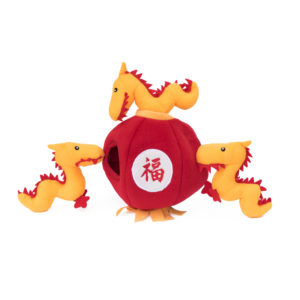 Zippy Burrow - Chinese Dragon Lantern-0