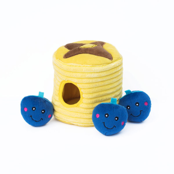 Zippy Burrow – Blueberry Pancakes