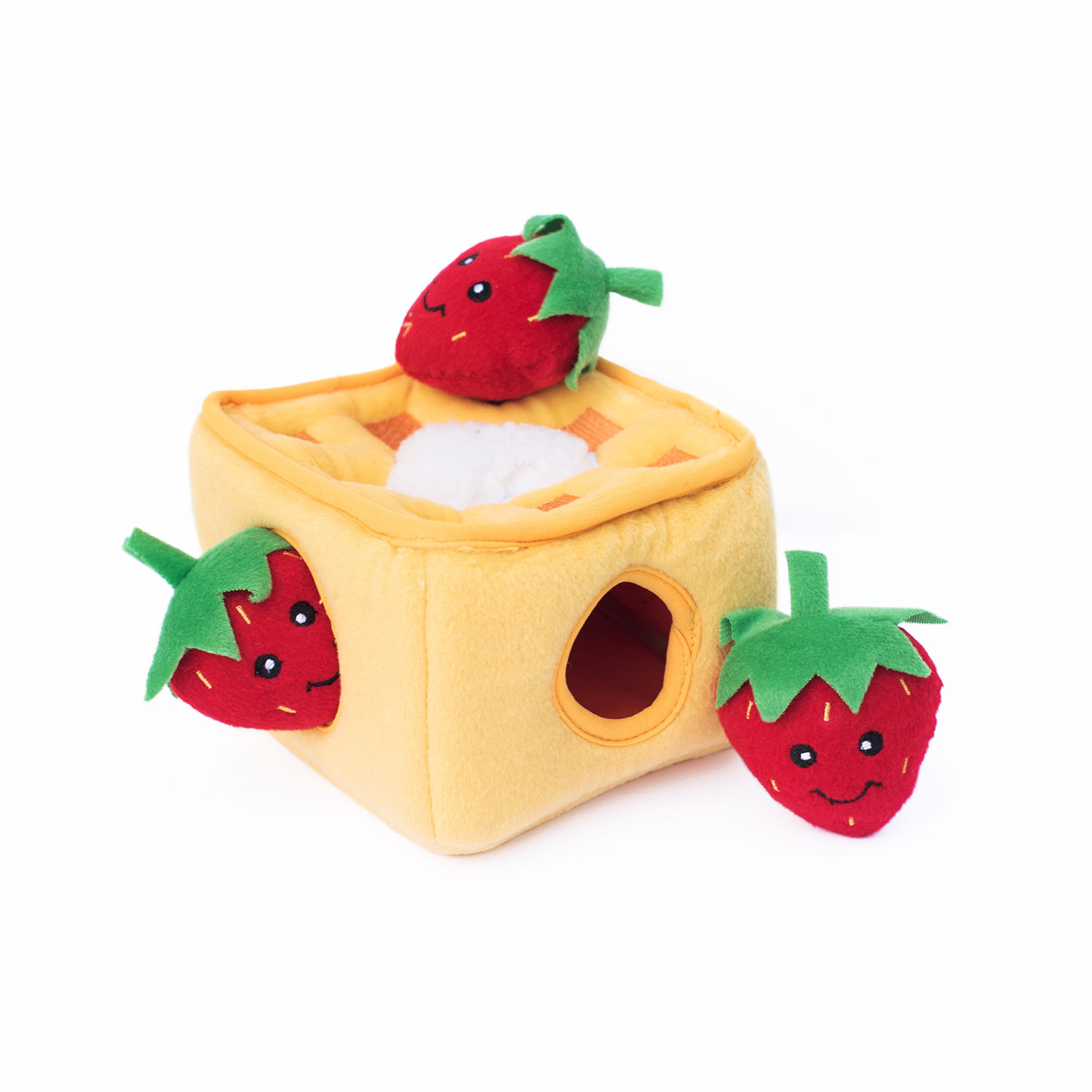 Zippy Burrow - Strawberry Waffles-0